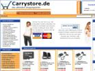 Screenshot: carrystore.de