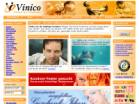 Screenshot: Vinico - Welt der Kondome