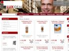 Screenshot: luxi-shop