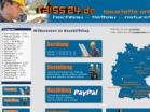 Screenshot: raiss24.de - baustoffe online