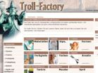 Screenshot: Troll Factory